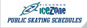 Richmond Ice Zone Schedule New_12_6_13