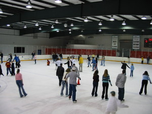 Skate at the 'Zone!